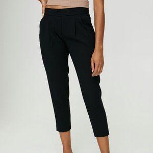 Aritzia Babaton Cohen Pant Terado Black Size 4